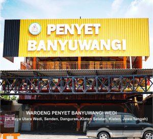 Read more about the article Warung Penyet Banyuwangi Klaten 0812-2897-7188